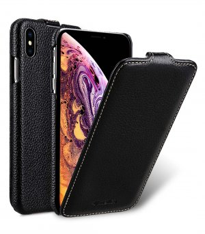 Premium Leather Case for Apple iPhone XS Max - Jacka Type