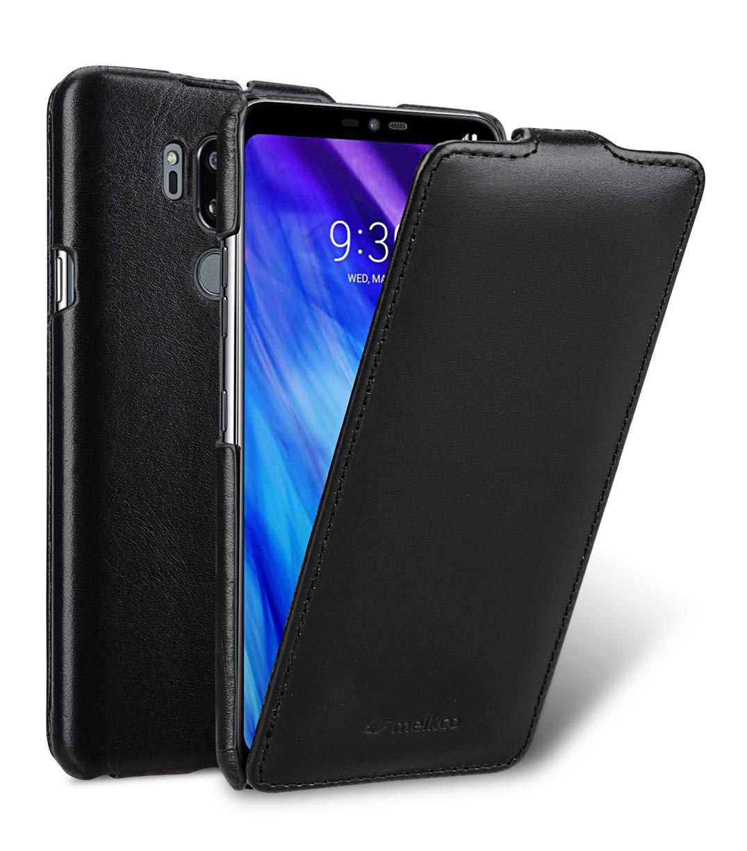 new arrival ffee1 c6961 Premium Leather Case for LG G7 ThinQ / G7+ ThinQ - Jacka Type