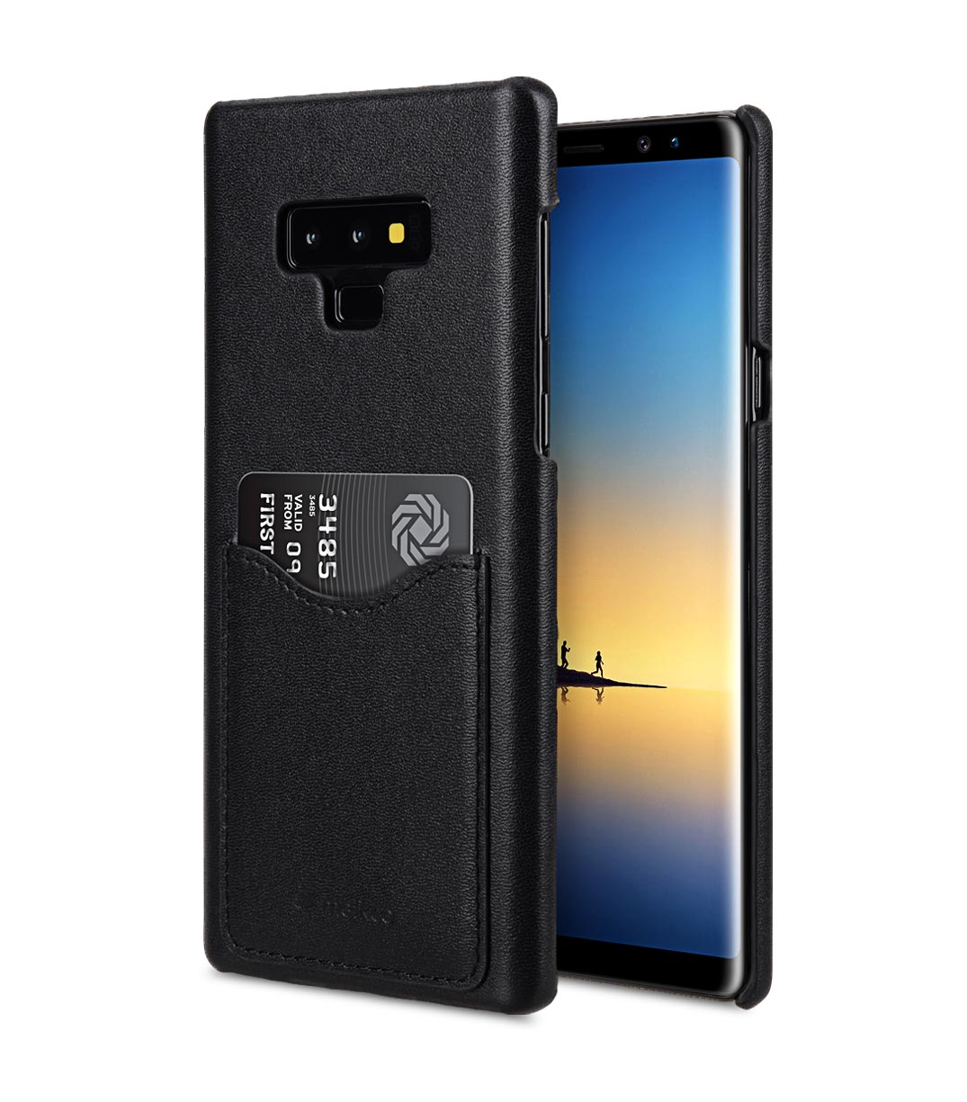 huge discount 181a0 7cef5 Premium Leather Card Slot Cover Case Ver.2 for Samsung Galaxy Note 9
