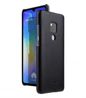Premium Leather Snap Cover Case for Huawei Mate 20