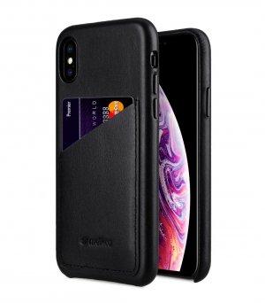 Origin Series Premium Leather Regal Pocket Cover Case for Apple iPhone X / XS
