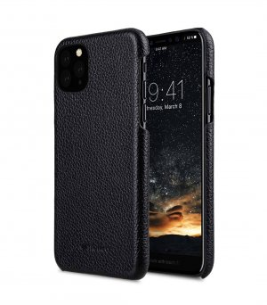 Premium Leather Snap Cover Case for Apple iPhone 11 Pro Max