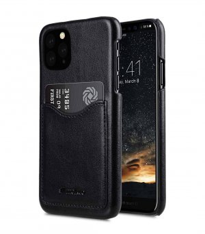 PU Leather Card Slot Back Cover V2 Case for Apple iPhone 11