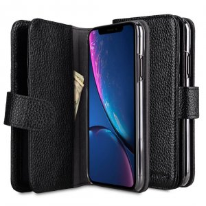 Premium Leather Wallet Plus Book Type Case for Apple iPhone 11 Pro Max