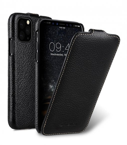 Premium Leather Jacka Type Case for Apple iPhone 11 Pro Max