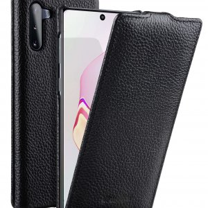 Premium Leather Jacka Type Case for Samsung Galaxy Note 10